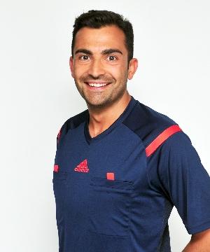 Murat Yilmaz Schiedsrichter